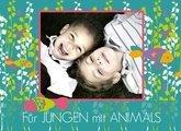 Fotobuch Jungen Animals
