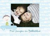 Fotobuch Jungen Bellablue