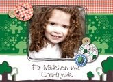 Fotobuch Mädchen Countryside