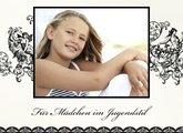 Fotobuch Mädchen Jugendstil