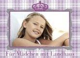 Fotobuch Mädchen Landhaus