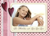 Fotobuch Mädchen Love Love Love