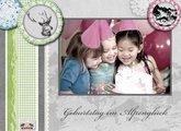 Fotobuch Geburtstag Alpenglück
