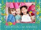 Fotobuch Geburtstag Animals