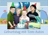 Fotobuch Geburtstag Tom Autos