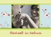 Fotobuch zur Hochzeit Natura