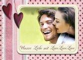 Fotobuch unsere Liebe Love Love Love