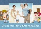 Fotobuch Urlaub Tom Cowboy & Indianer