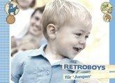 Fotobuch Retroboys für Jungen