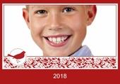Fotokalender Rubinrot 1