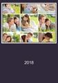 Fotokalender Violett 2