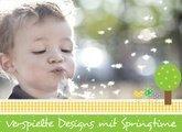 Fotobuch Verspielte Designs Springtime