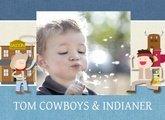 Fotobuch Tom Cowboy & Indianer 1