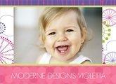 Fotobuch Moderne Designs Violetta