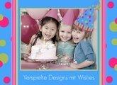Fotobuch Verspielte Designs Wishes