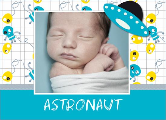 Astronaut (Fotobuch 127x92 Leinencover, Standar...