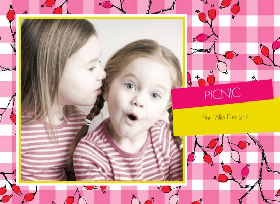 Fotobuch Picnic (Fotobuch 197x143 Softcover, Ec...