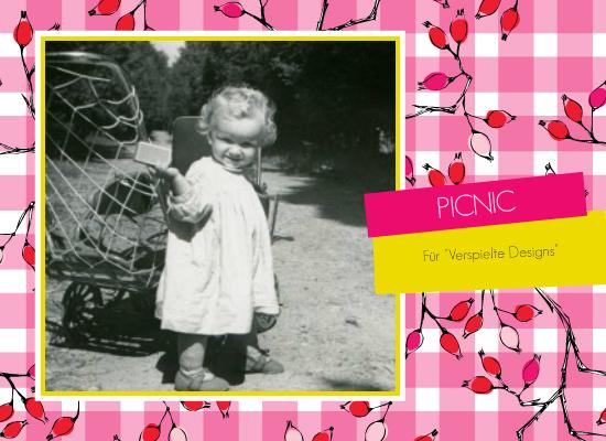 Fotobuch Picnic 3 (Fotobuch 197x143 Ledercover,...